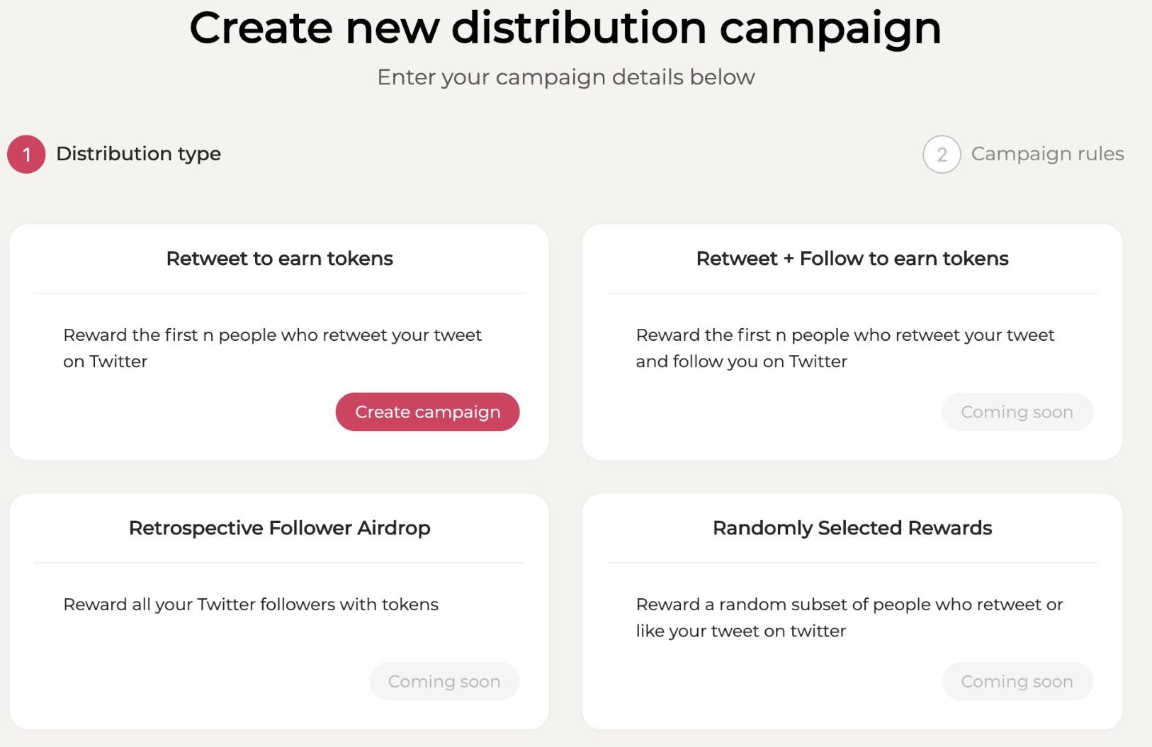 Unite.community distribution